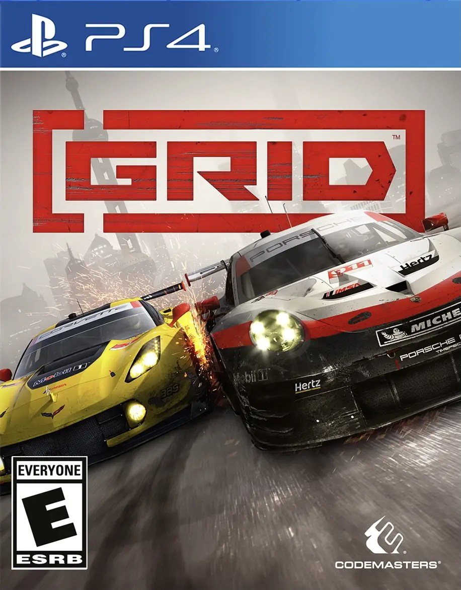 GRID for PS4