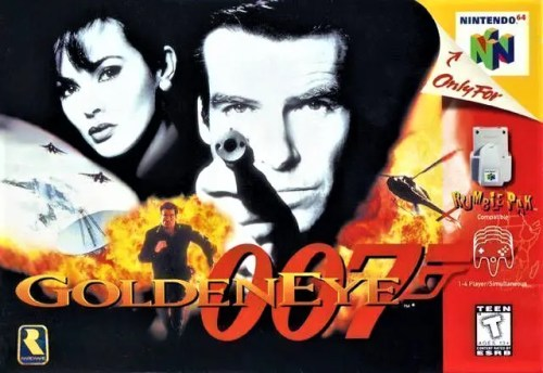 GoldenEye 007 for Nintendo 64