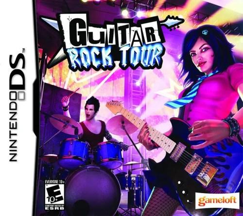 Guitar Rock Tour for Nintendo DS