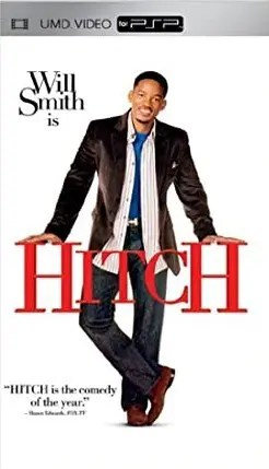 Hitch for PSP UMD Video