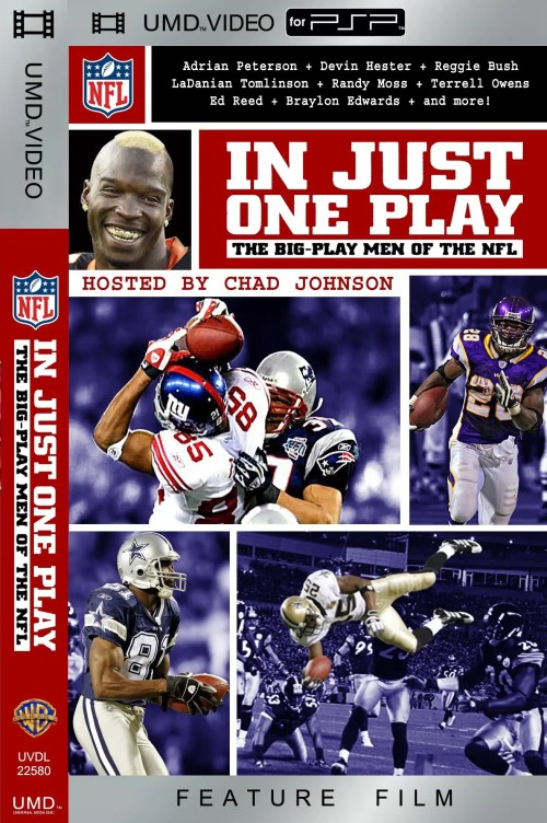 In Just One Play for PSP UMD Video