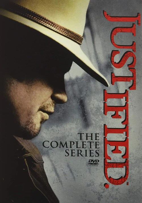 Justified: The Complete Series DVD Box Set