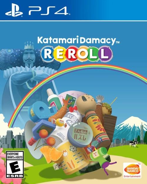 Katamari Damacy REROLL for PS4