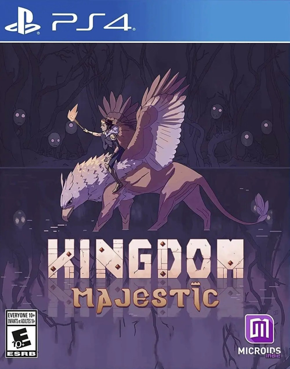 Kingdom Majestic for PS4