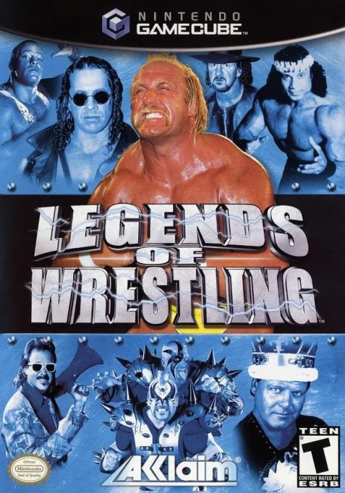 Legends of Wrestling for Nintendo GameCube