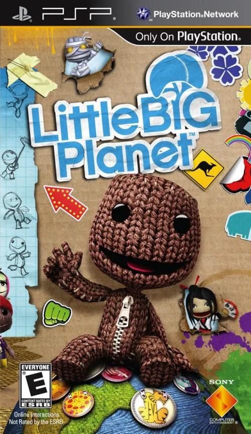 LittleBigPlanet for PSP