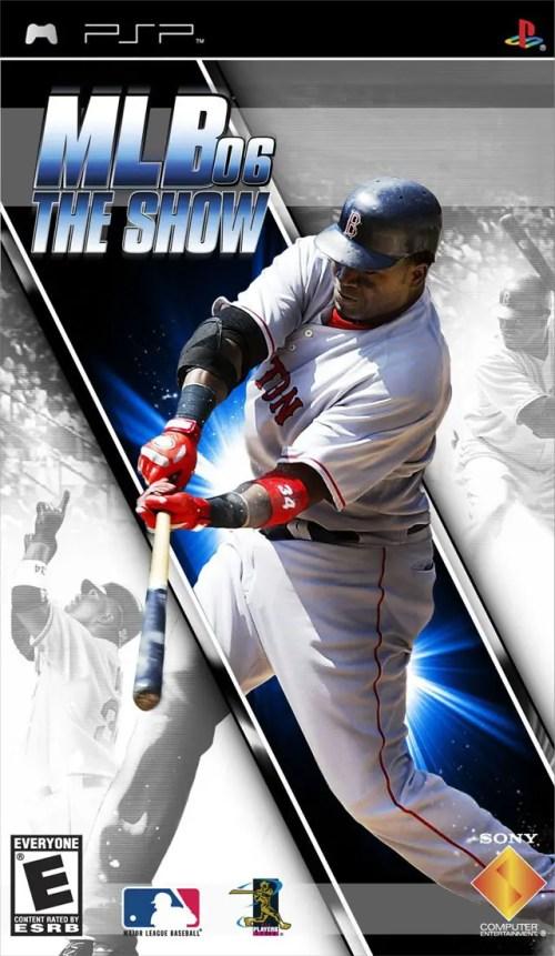MLB 06: The Show for PSP