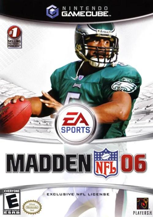 Madden NFL 06 for Nintendo GameCube