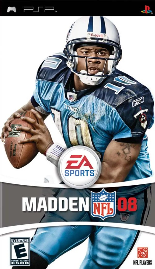 Madden NFL 08 for PSP