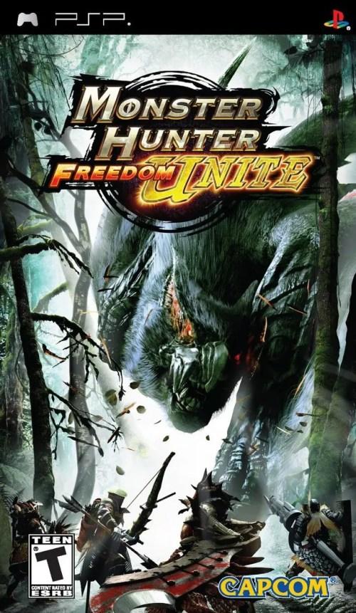Monster Hunter Freedom Unite for PSP