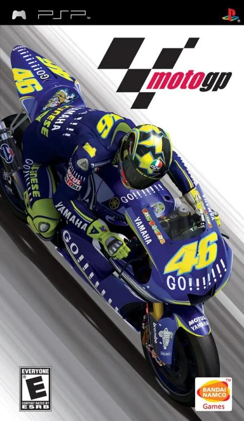 Moto GP for PSP