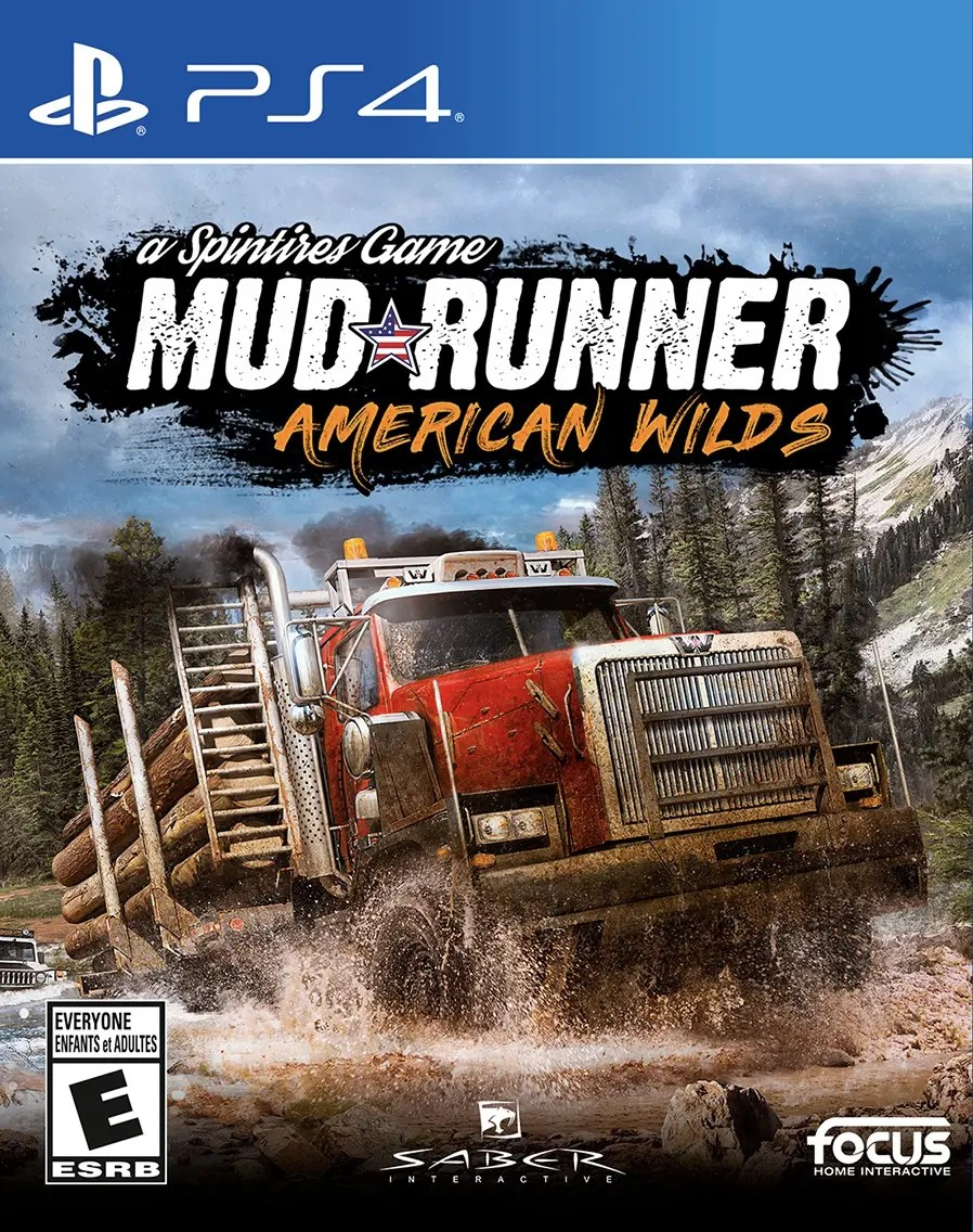 MudRunner: American Wilds for PS4
