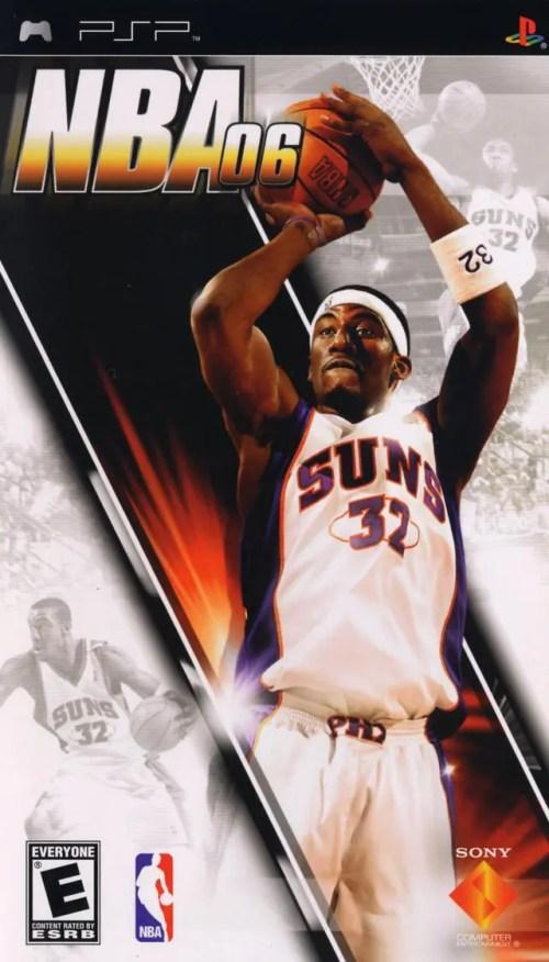NBA 06 for PSP