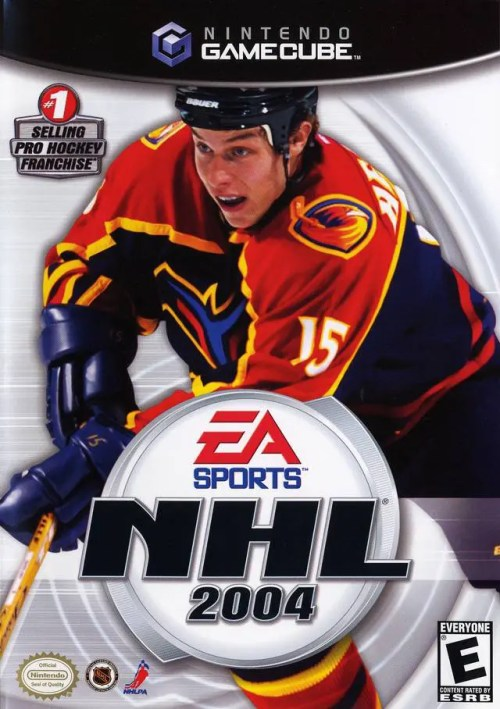 NHL 2004 for Nintendo GameCube