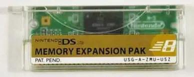 Nintendo DS Lite Memory Expansion Pak