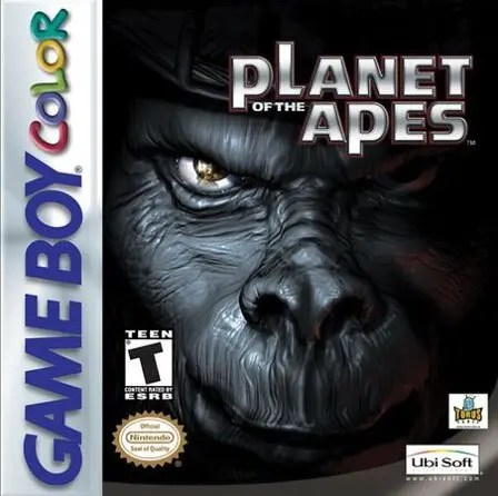 Planet of the Apes for Nintendo Game Boy Color