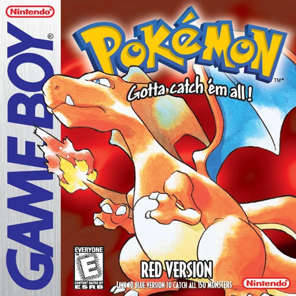Pokémon Red Version for Nintendo Game Boy