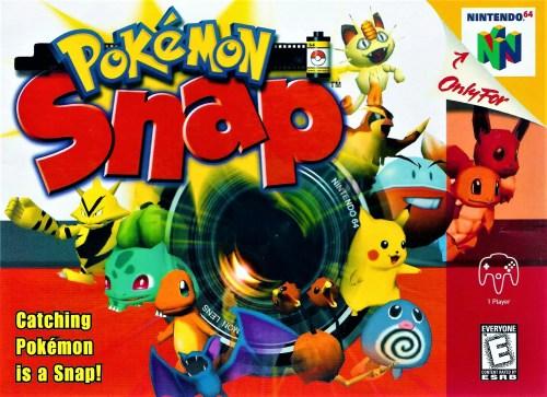 Pokémon Snap for Nintendo 64