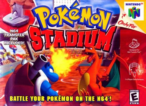 Pokémon Stadium for Nintendo 64