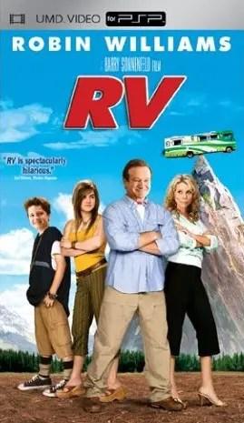 RV for PSP UMD Video