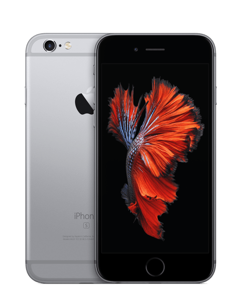 Apple iPhone 6s (32 GB, Space Grey, Unlocked) (MN0W2VC/A)