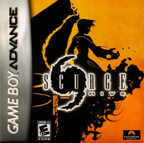 Scurge: Hive for Nintendo Game Boy Advance