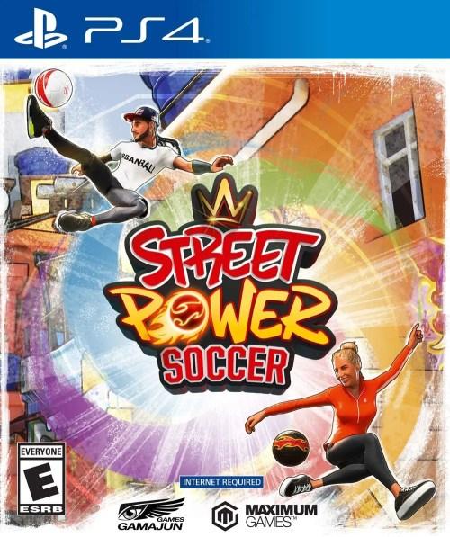 Street Power Soccer for PS4