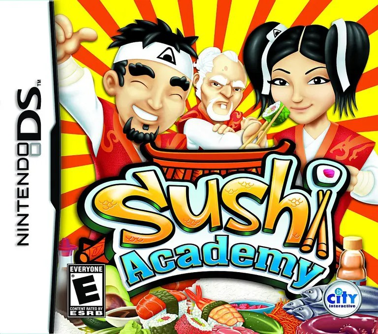 Sushi Academy for Nintendo DS