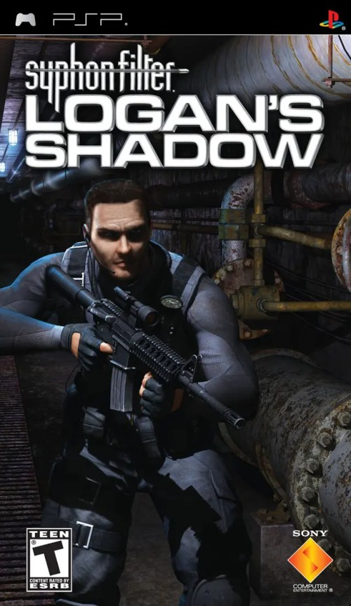Syphon Filter: Logan's Shadow for PSP