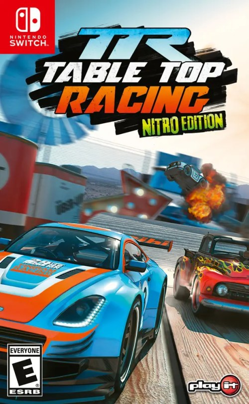 Table Top Racing (Nitro Edition) for Nintendo Switch