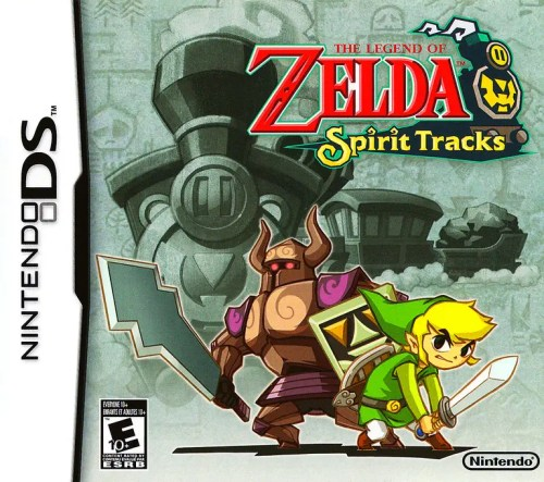 The Legend of Zelda: Spirit Tracks for Nintendo DS