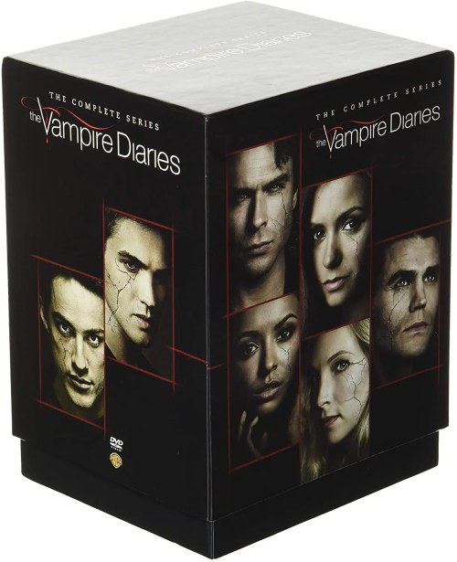 The Vampire Diaries: The Complete Series DVD Box Set