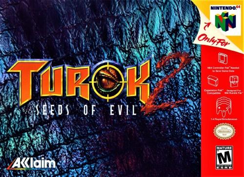 Turok 2: Seeds of Evil for Nintendo 64