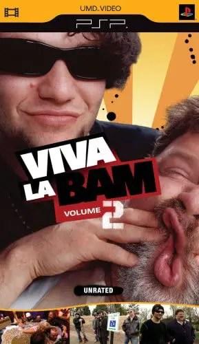 Viva La Bam Volume 2 (Unrated) for PSP UMD Video