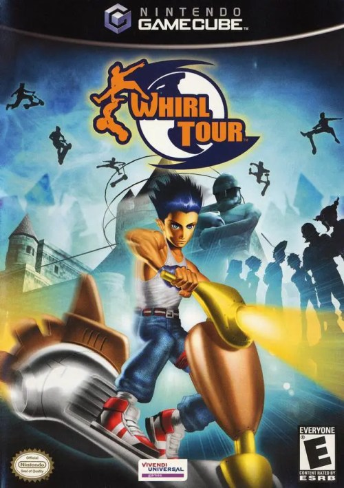 Whirl Tour for Nintendo GameCube