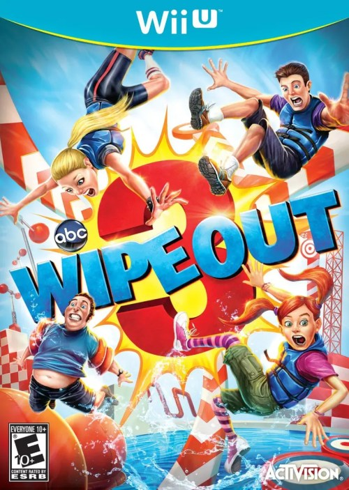 Wipeout 3 for Wii U