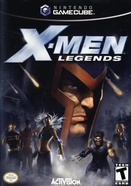 X-Men Legends for Nintendo GameCube