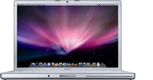 "Apple MacBook Pro (17"", Early 2008)"