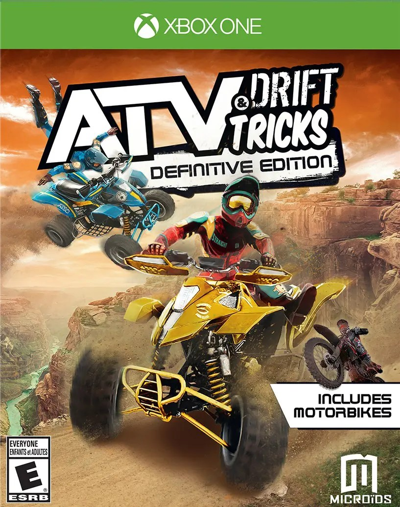 ATV Drift & Tricks (Definitive Edition) for Xbox One