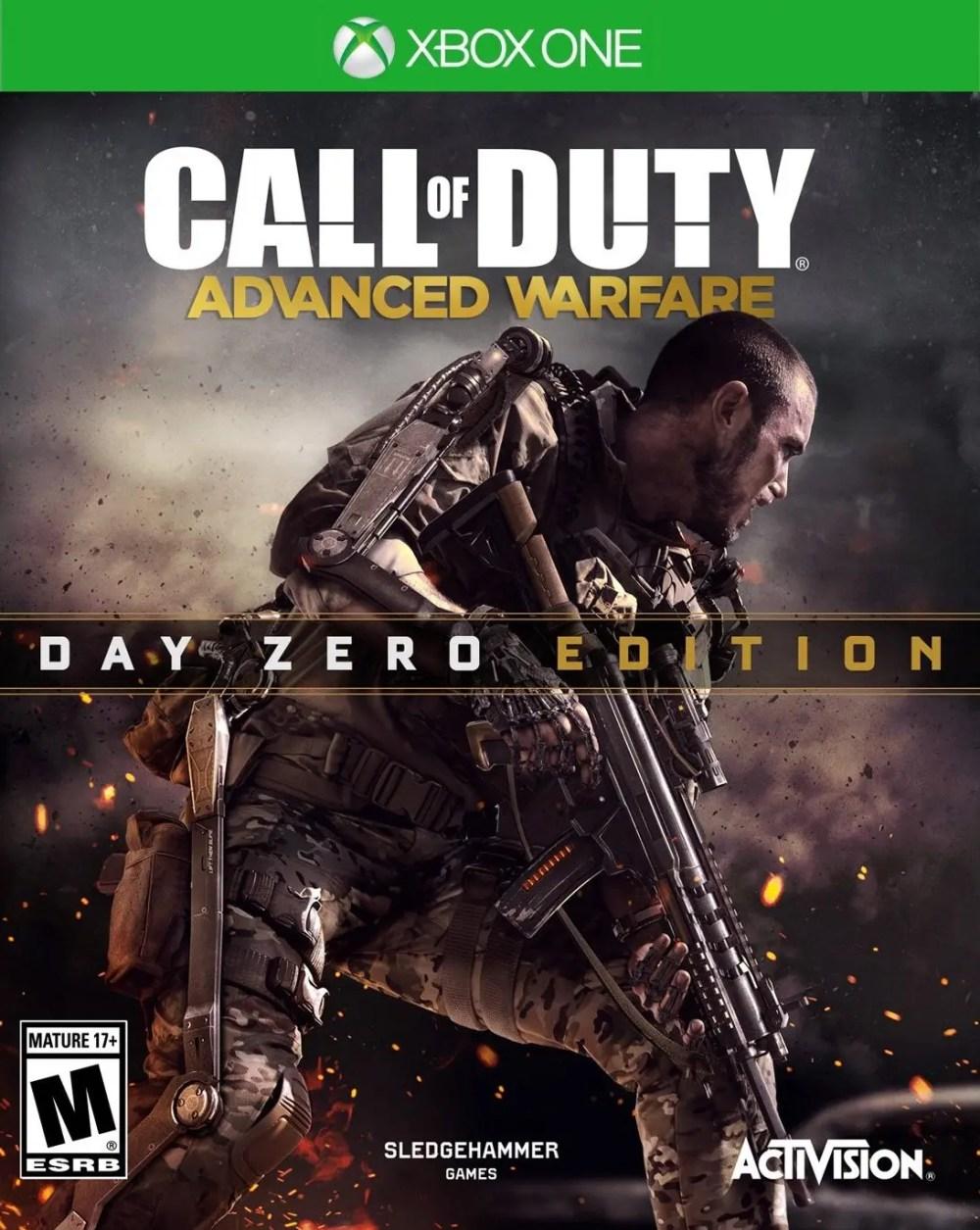 Call of Duty: Advanced Warfare (Day Zero Edition) for Xbox One