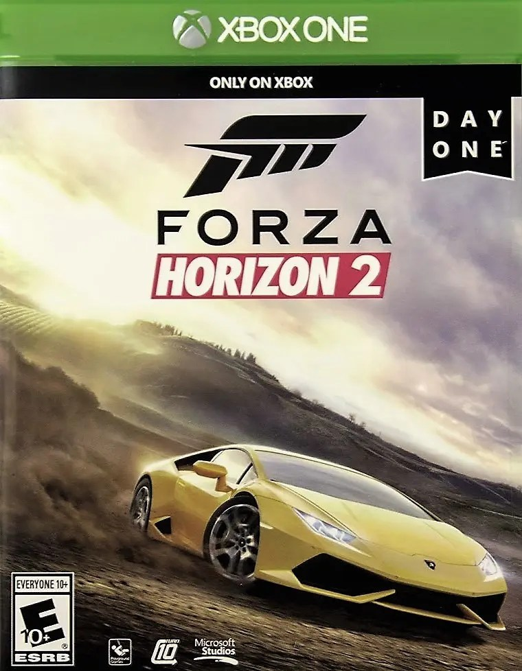 Forza Horizon 2 (Day One Edition) for Xbox One