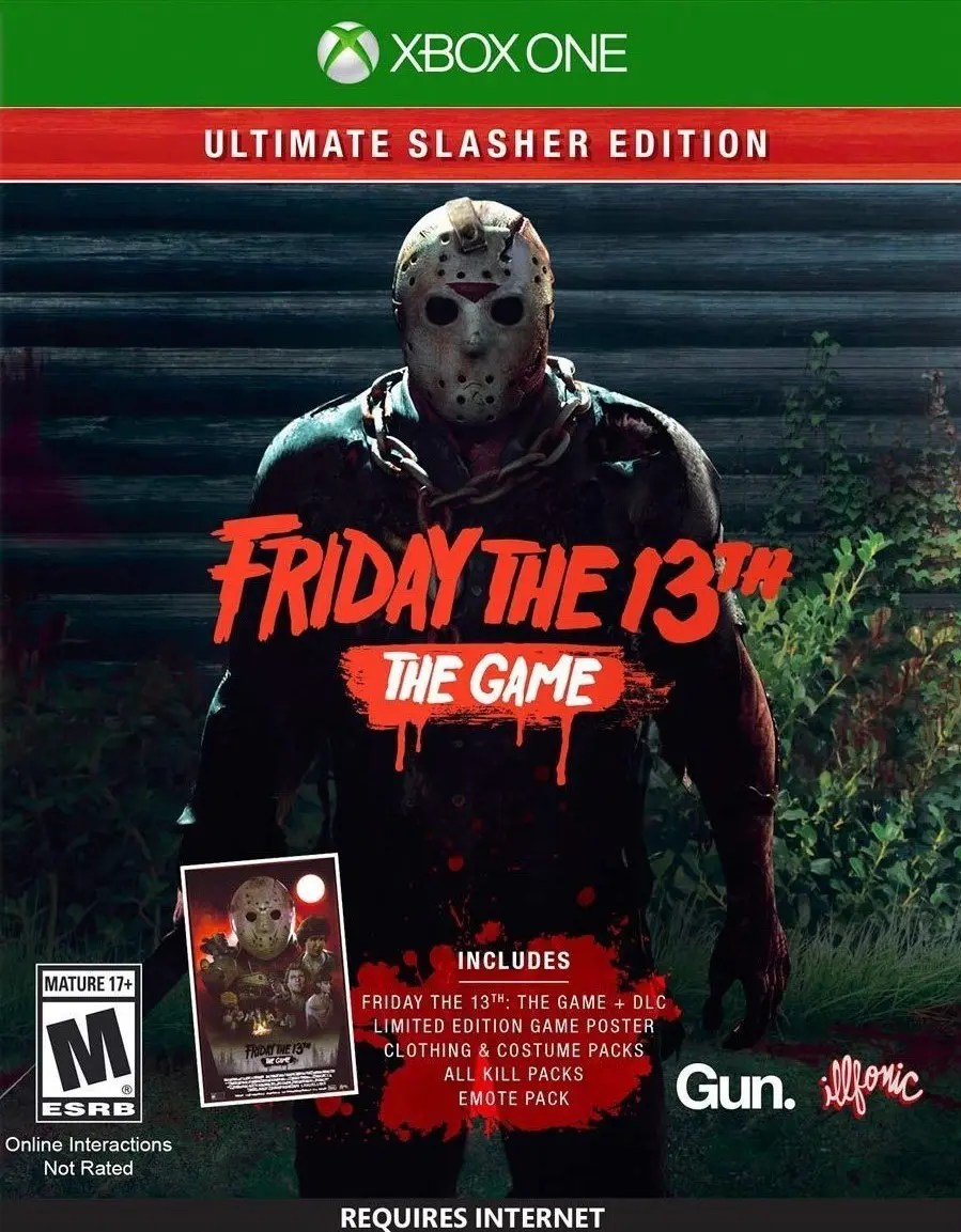 Friday The 13th: The Game (Ultimate Slasher Edition) for Xbox One