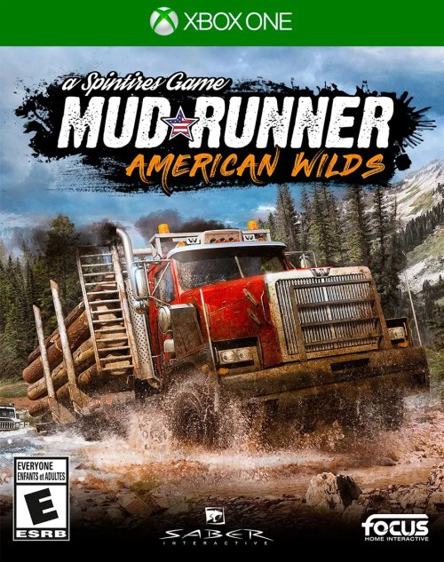 MudRunner: American Wilds for Xbox One