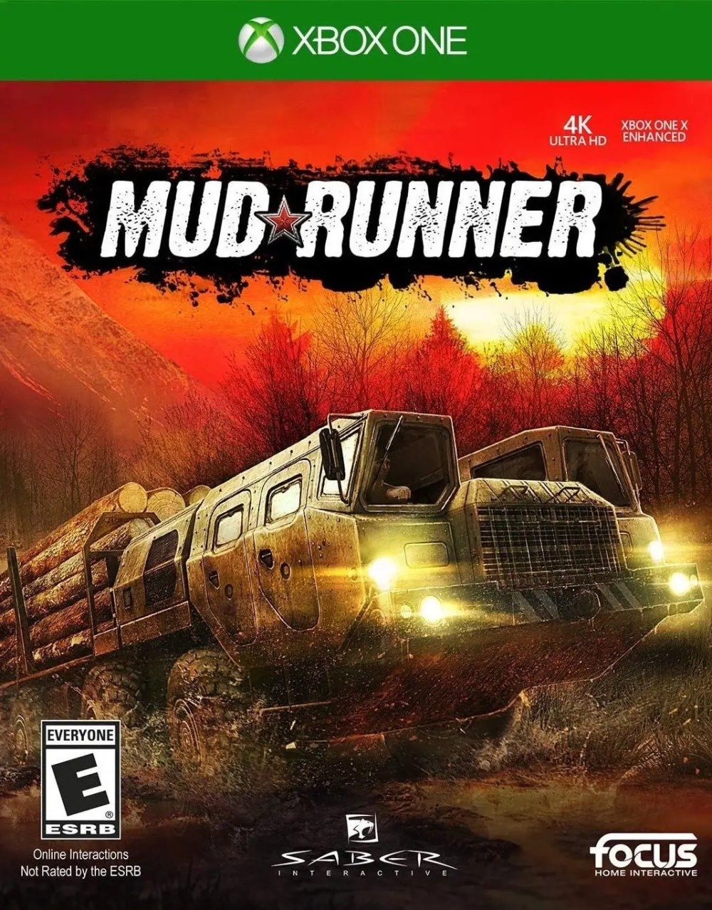 MudRunner for Xbox One