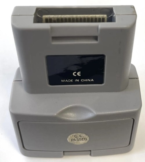 Transfer Rumble Pak for Nintendo 64
