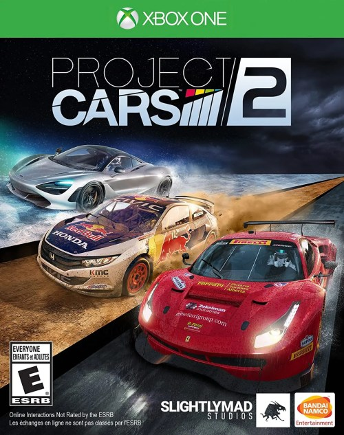 Project CARS 2 for Xbox One