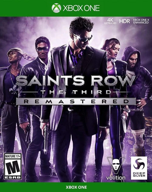 Saints Row: The Third Remastered for Xbox One