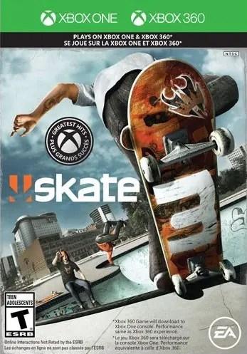 Skate 3 for Xbox One & Xbox 360
