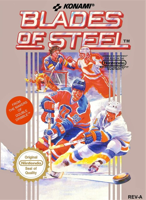 Blades of Steel for Nintendo Entertainment System (NES)