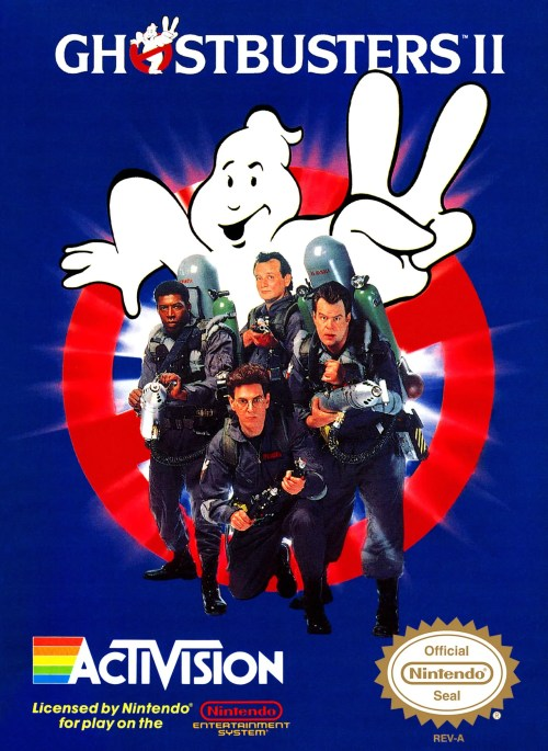 Ghostbusters II for Nintendo Entertainment System (NES)